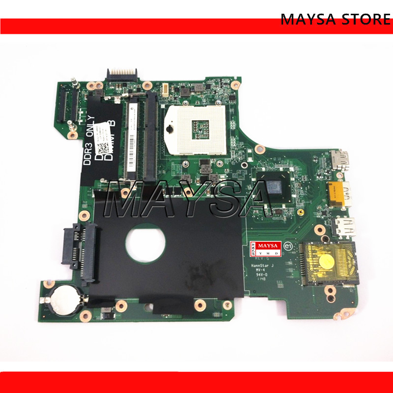 CN-0JYYRY JYYRY Fit For <font><b>DELL</b></font> VOSTRO <font><b>3450</b></font> laptop <font><b>motherboard</b></font> DA0V02MB6E1 REV:E mainboard NOTEBOOK PC image