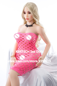 Image 4 - KNETSCH 158cm Life Size Big Ass Silicone Sex Doll Adult Love Doll Male Masturbator Realistic Vagina Real Pussy Sexy Toys For Men