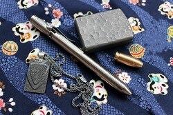 Stop tytanu EDC Bolt Pen długopis obronny taktyczny długopis signature EDC Pen w Łomy od Narzędzia na