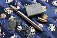 Titan Legierung EDC Bolzen Stift Verteidigung Stift Taktische Unterschrift Stift EDC Stift
