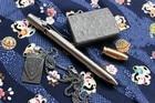 Titanium Alloy EDC Bolt Pen Defense Pen Tactical Signature Pen EDC Pen