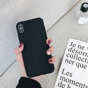 Image 4 - Candy Macaron Case For Samsung A50 A6 A7 A8 A9 J6 A6 Plus A8 Plus(2018) Matte Case For Samsung S8 S10E S8/S9 Plus Note 9 S7 Edge
