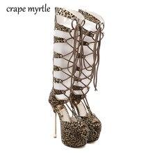 YMA76 High Women Knee