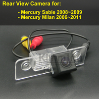 Car Rear View Camera for Mercury Milan Sable 2006 2007 2008 2009 2010 2011 HD Wireless Wired Reversing Parking Camera CCD HD Cam