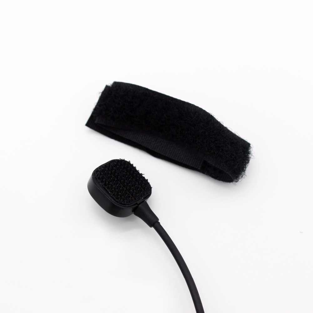 XQF auriculares garganta micrófono 1 Pin 2,5mm encubierta tubo de aire del auricular para Motorola TLKR T6 T270 T5100 T5410 dos radio A101