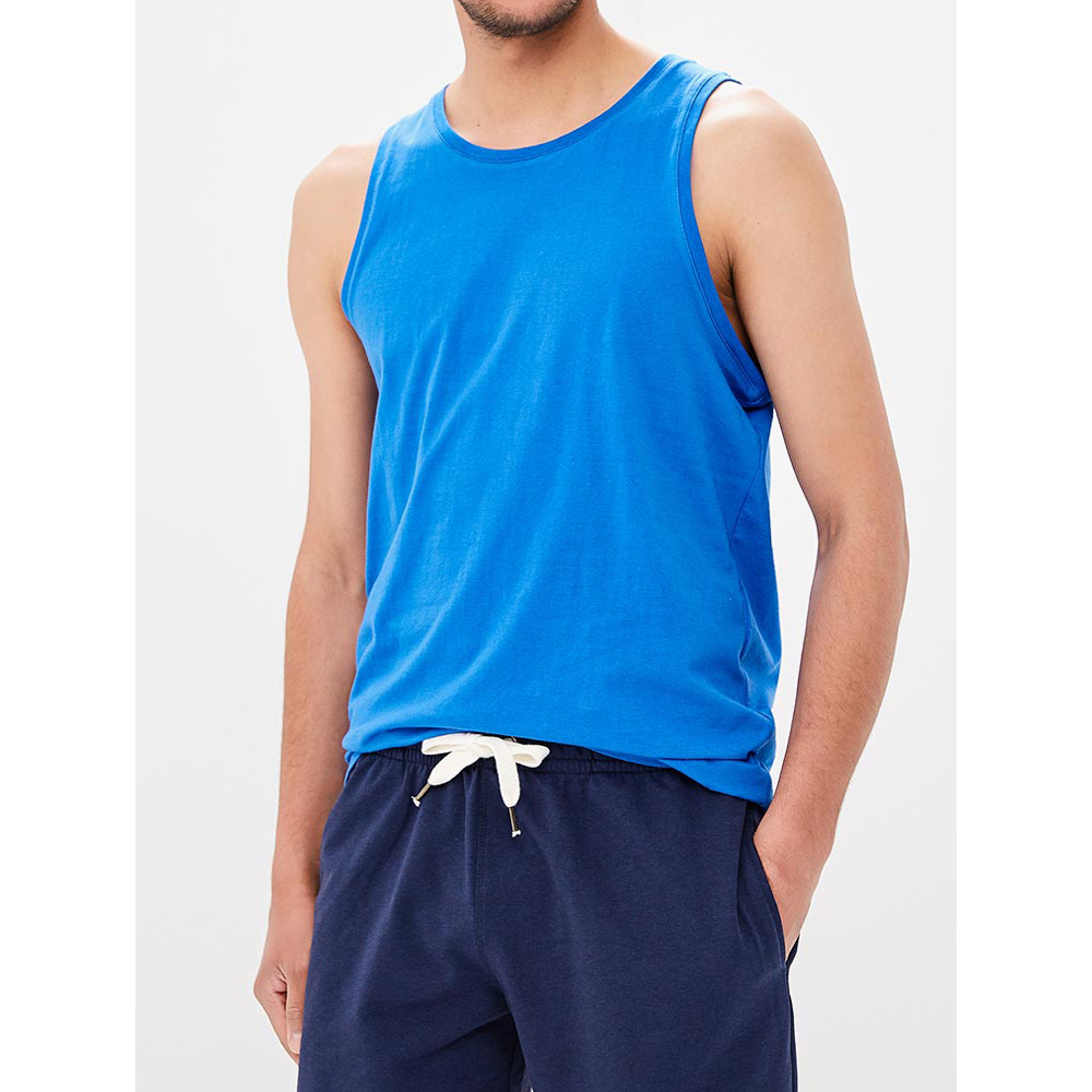 Tank Tops MODIS M181M00362 men t shirt top for male TmallFS