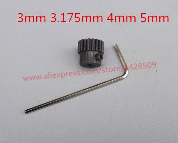 Mini liga de aço engrenagens redução 0.5 módulo 20 dentes diy micro motor transmissão peças caixa engrenagens acoplamento peças