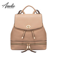 AMELIE GALANTI MS sırt çantası moda rahat büyük kapasiteli Şimdi en popüler tarzı omuz omuza olabilir birçok renkler