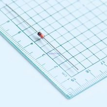 100pcs/lot 1W 11V 1N4741A 1N4741 DO-41 Zener diode