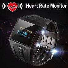 Wasserdicht pulsuhr smart watch android smartwatch bluetooth smart uhr sport verbunden uhr für ios iphone/samsung