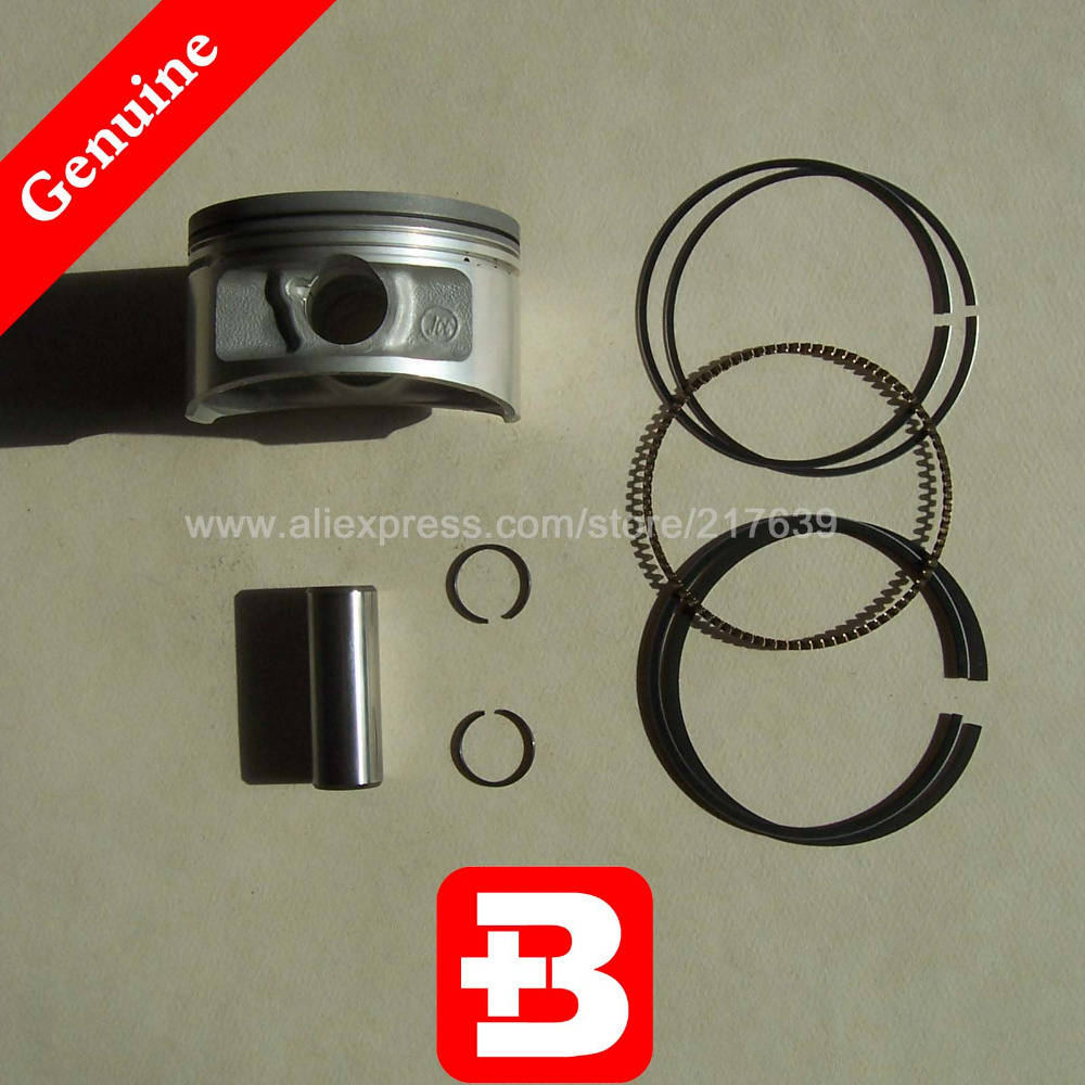 US $144 9 |Original Piston/Piston Ring set Linhai engine 300cc LH173MN  Moped Scooter ATV UTV Part-in Engines from Automobiles & Motorcycles on