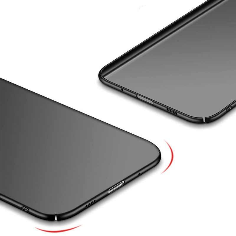 Роскошный Жесткий PC чехол для телефона для Xiaomi A2 Lite Redmi GO 7 3S 4 pro 4X5 Plus 4A 5A 6 6A S2 Y2 Note 5A pro 6 7 матовый тонкий Чехол