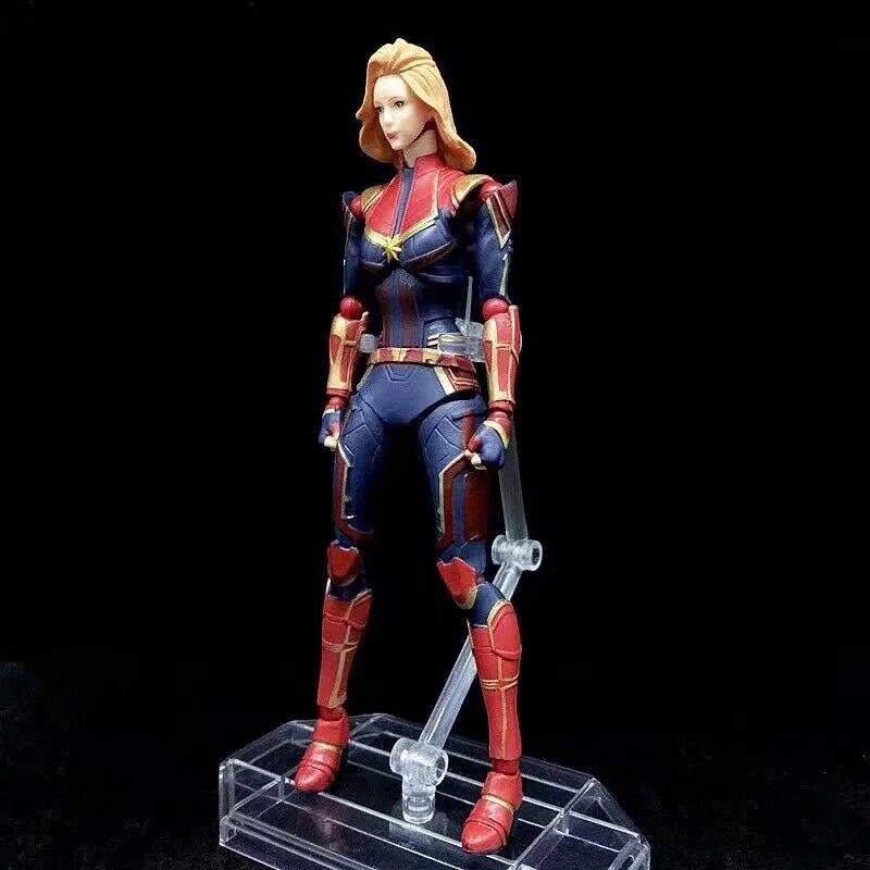 17cm-avengers-endgame-captain-font-b-marvel-b-font-action-figure-toys-doll-christmas-gift
