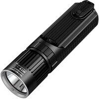 NITECORE SRT9 2150 lumens Avec Rouge/Bleu Avertissement Lumière CREE XHP50 LED Vitesse Chasse La Loi Militaire lampe de Poche Lanterne
