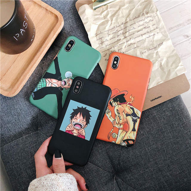 ONE PIECE IPHONE CASE (3 VARIAN)