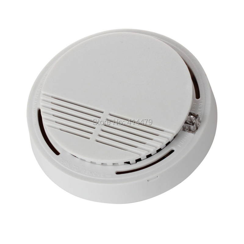 REDEAGLE Wireless Smoke Detector Home Security Fire Alarm Sensor System Cordless White Equipment группа 0 1 от 0 до 18кг 0мес 4 года maxi cosi cabrio fix