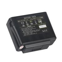 Original COMPTYCO fiber fusion splicer battery A 81S FS 60C FS 60F melt fiber machine heat