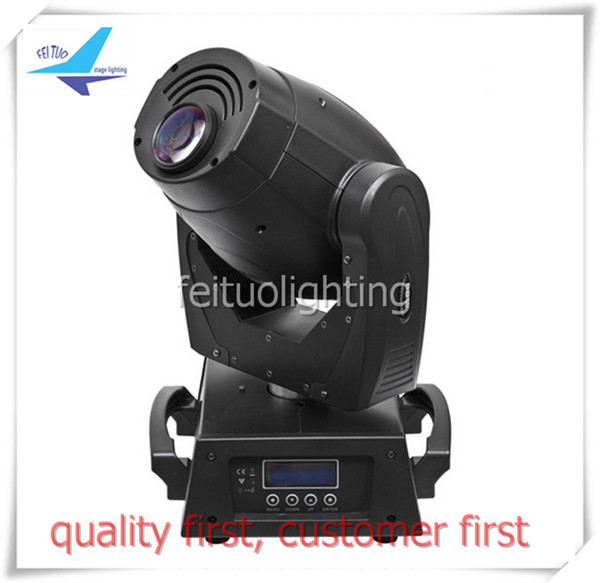 free shipping 2pcs/lot Spot 90w Lumiere LED Gobo Moving Head Light Stage DJ 3 Prism Lighting Color Plate Wedding Party Show Lamp
