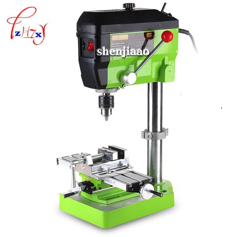 220 V 680 W calidad mini eléctrico DIY taladro de velocidad variable micro máquinas de prensa