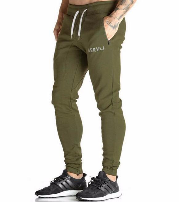 High Quality trousers men loose