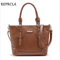 Newest Trendy Women Bags High Quality PU Leather Handbags Tote Fashion Shoulder Bag Women Messenger Bags
