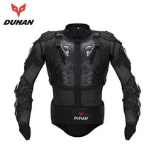 Фотография DUHAN Motorcycle Armor Motorcycle Racing Armor Protective Gear Protector Motocross Off-Road Body Protection Jacket Clothing