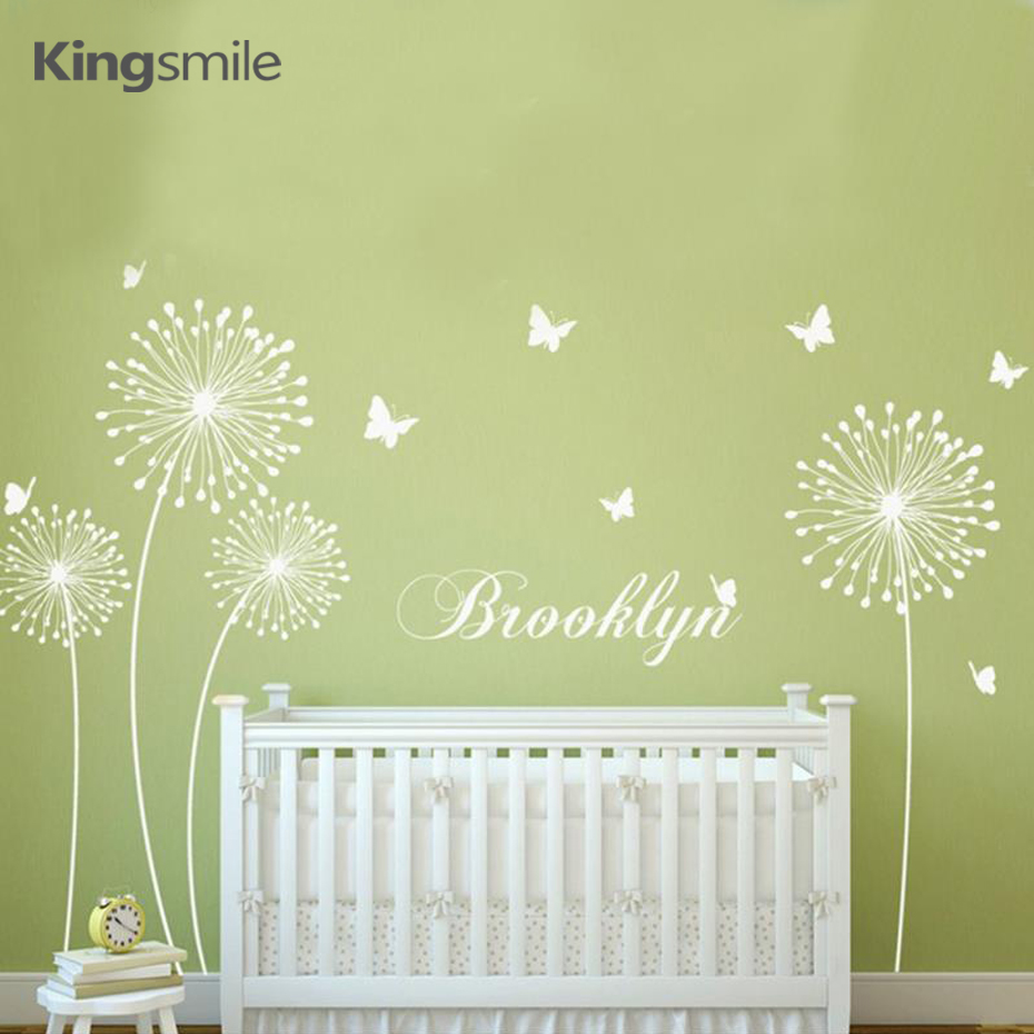 Generous Dandelion Decal Wall Art Images - The Wall Art Decorations ...