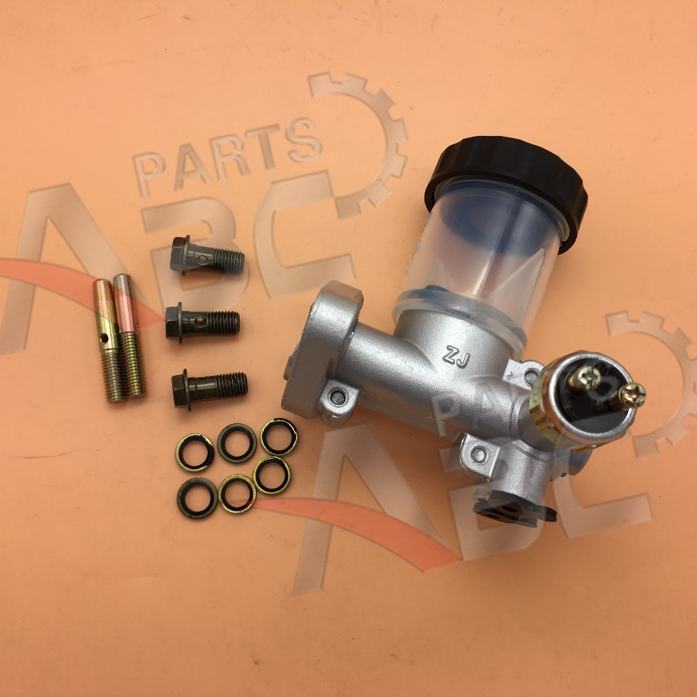 US $19 99 |GY6 150CC 250CC GO KART BUGGY BRAKE MASTER CYLINDER HAMMERHEAD  ROKETA CARTER-in Brake Shoe Sets from Automobiles & Motorcycles on