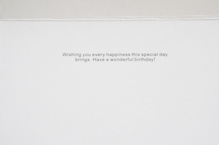 50pcs Mini Happy Birthday Card message cards Lucky Love valentine