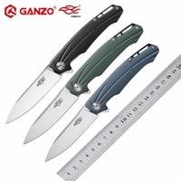 Firebird Ganzo FH21 D2 blade G10 handle folding knife tactical Survival knife outdoor camping EDC tool utility EDC Pocket Knife