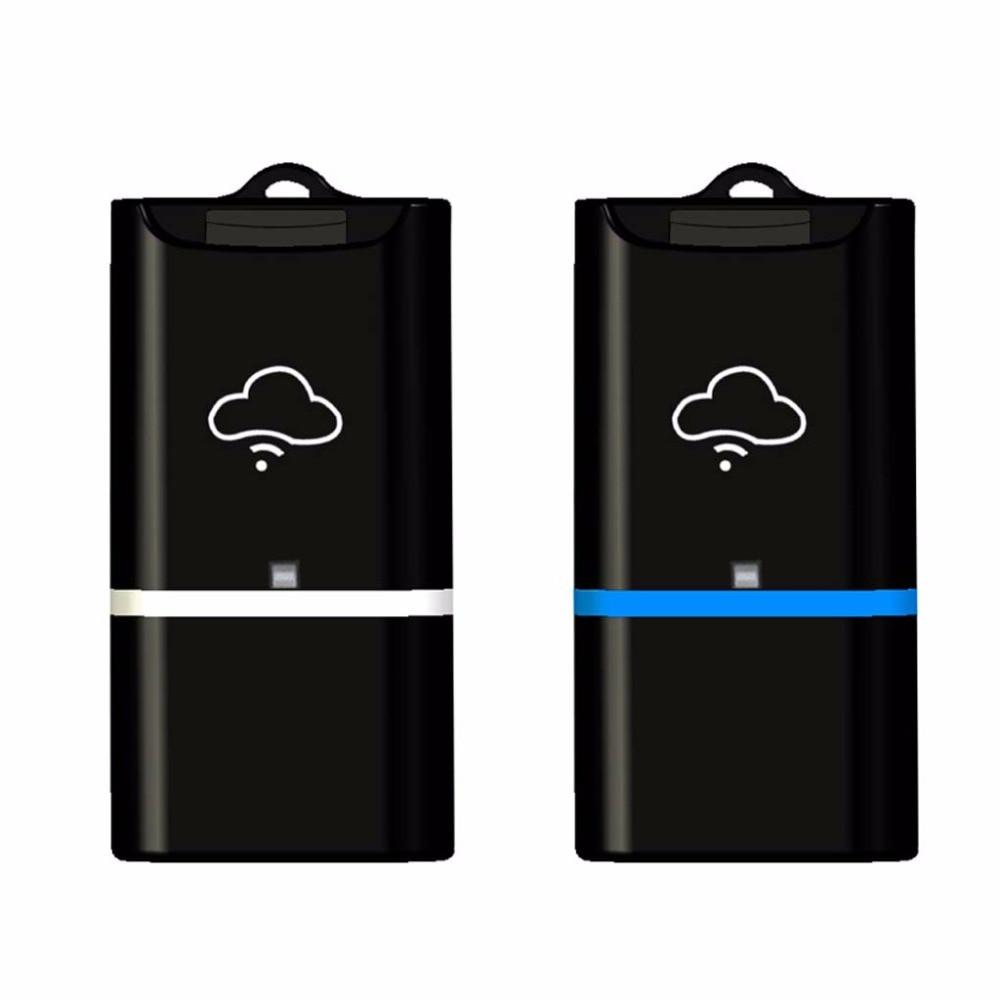 USB Wireless WiFi Storage Flash Driver TF Micro SD Card