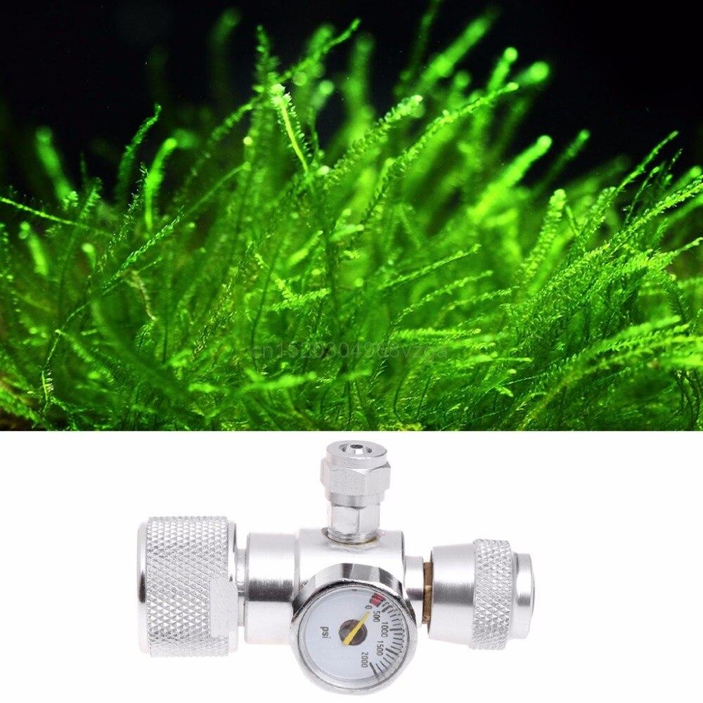 CO2 Pressure Gauge JIS m22-14 Regulator Manometer Over 1500PSI Cylinder Reducer M20 dropshipping