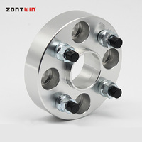 2/4PCS 20/25/30/35/40mm PCD 4x108 65.1mm Wheel Spacer Adapter For Peugeot 206/2008/208/306/307/308/3008 /408/301 M12XP1.5|Tire Accessories| |  -