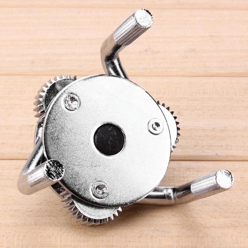 2 способа 3 челюсти масляный фильтр ключ от 2,5 до 4,75 дюймов Регулируемый инструмент для удаления