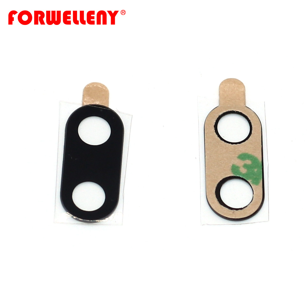 For Xiaomi Mi A1 5X Mi5X MiA1 Rear Back Camera Glass Lens Cover Replacement Parts with Adhesive