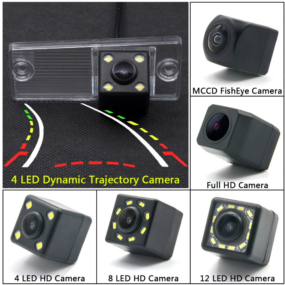 medium resolution of  2002 kia rio hatchback hd dynamic trajectory tracks rear view reverse camera for