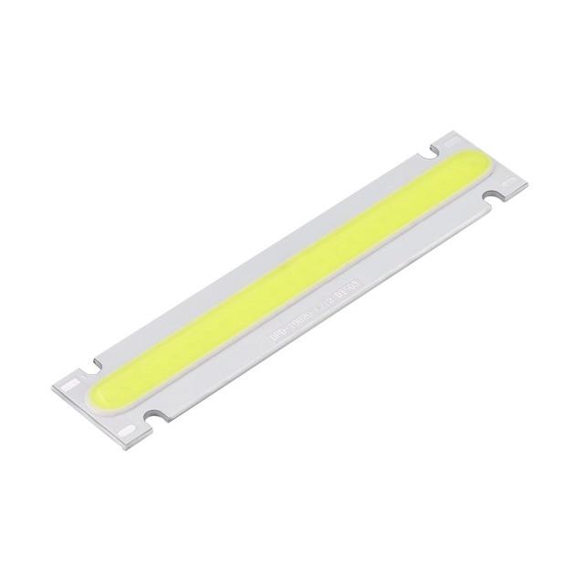 COB Light Bar DIY Lampu 12 V 5 W Lampu LED Strip 150X26 Mm COB LED Module hangat Putih Dingin Putih Warna Opsional Kit