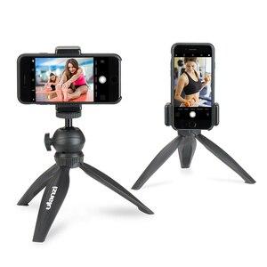 Image 5 - Ulanzi Mini Statief Voor Telefoon, reizen Statief Met Afneembare Ballhead Voor Iphone Samsung Canon Nikon Gopro 6 Glad Q Glad 4 Dji