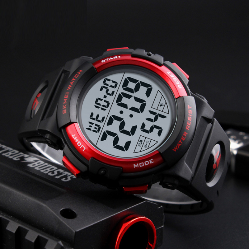 SKMEI Men Watch 2018 Top Luxury Brand Sport Watch Electronic Digital - Relojes para hombres - foto 5