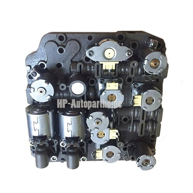 OEM 02E DQ250 Transmission Control Solenoid & Valve Body For Audi A3 Q3 TT Skoda VW Beetle Touran Sharan O2E