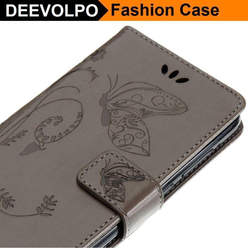 DEEVOLPO Leather Case For Motorola Moto G6 Plus G5 G4 G3 C ...