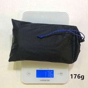 Image 5 - UL GEAR 3F LanShan 2, huella de tienda, 2, huella de nailon original, 210x110cm, hoja de tierra de alta calidad