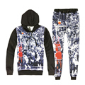 Hoodies Men Spring 23 Printed Long Sleeve Hip Hop Jordan Design Sweatshirts Pants Ttracksuit Brand Clothing Male