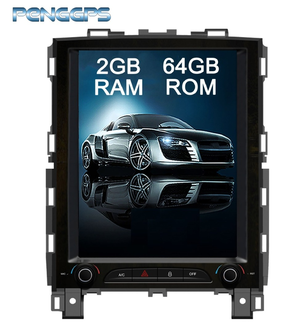 2 Din 10 4 Inch Android 7 1 Car GPS Navigation DVD Player 1080P for Renault