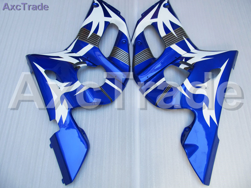 Motorcycle Fairing Kit For Yamaha YZF600 YZF 600 R6 YZF-R6 1998-2002 98 - 02 Fairings kit High Quality ABS Plastic Injection
