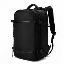 2019 Bagpacks for Teenagers Business Laptop Backpack 14 15.6 Inch Fashion Men Travel Back Pack Multifunction Nylon School Black все цены