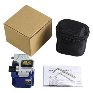 Image 5 - 12 teile/satz Faser Ftth Tool Kit mit SKL 8A Fiber Cleaver und Optische Power Meter 5km Visuellen Fehler Locator draht stripper
