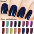 Shiny Glitter Soak off Healthy Safe Gel polish for Nail art Lover Professional Neon UV Gel Varnish Long Lasting cheap gel