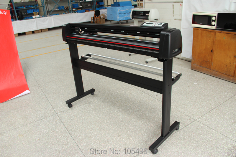 Good quality liyu DF631 AF vinly paper sticker cutting plotter with fast speed with ARMS have