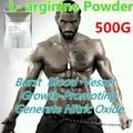 Poder exportação L-arginina 500g High-Purity Pó Arginina Níveis de Óxido Nítrico Dilata Os Vasos Sanguíneos